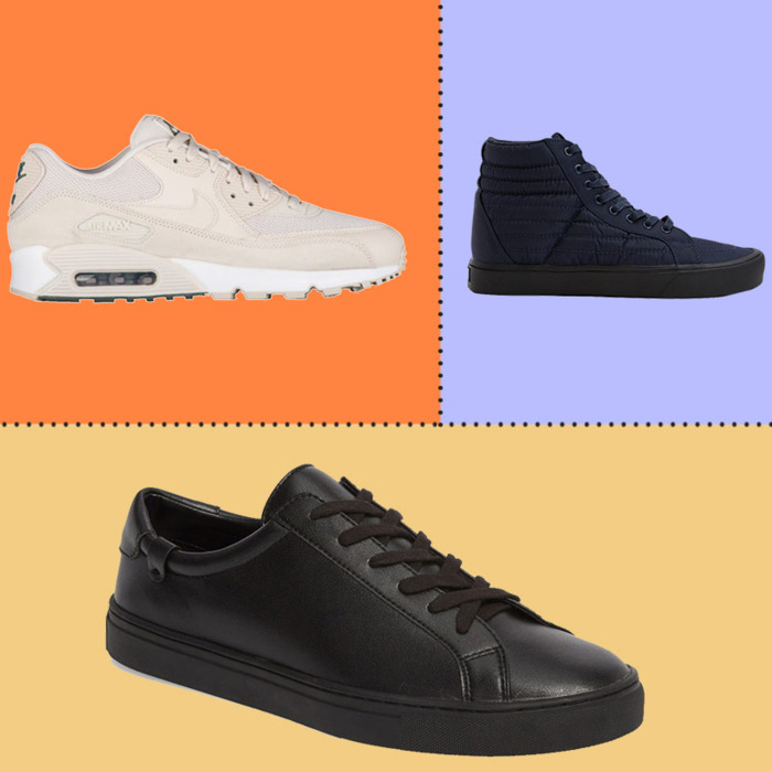 4474a4db0a3 The Best Monochromatic Sneakers for Men, According to Stylish Guys