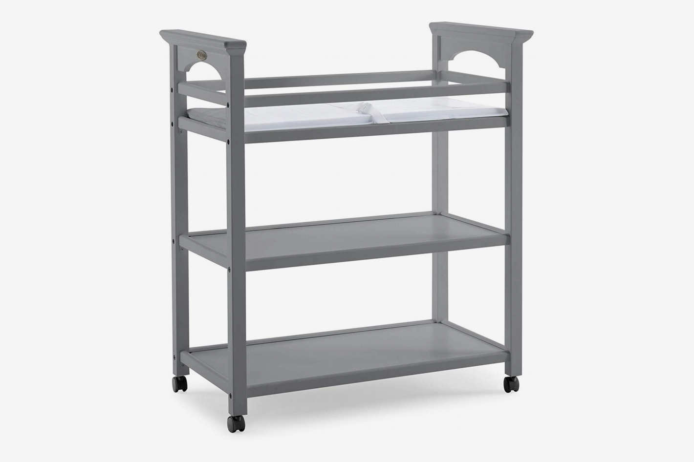 Graco Lauren Changing Table, Pebble Gray Changing Table