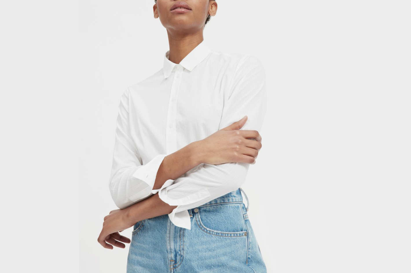 Everlane Relaxed Soft Cotton Shirt