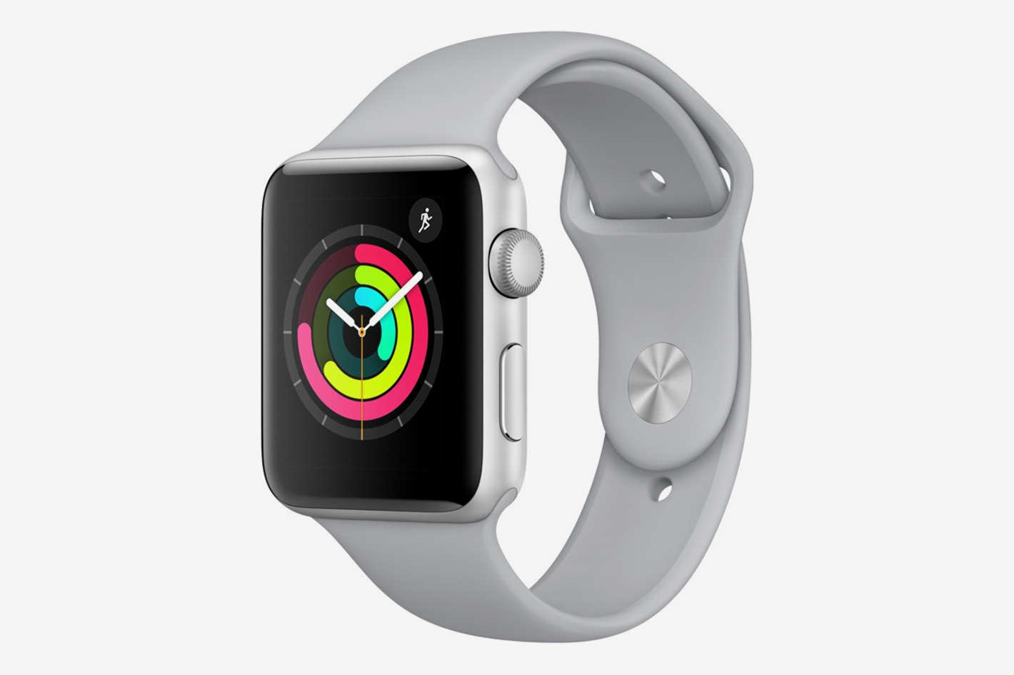 Apple Watch Series 3 GPS - Silver/Fog
