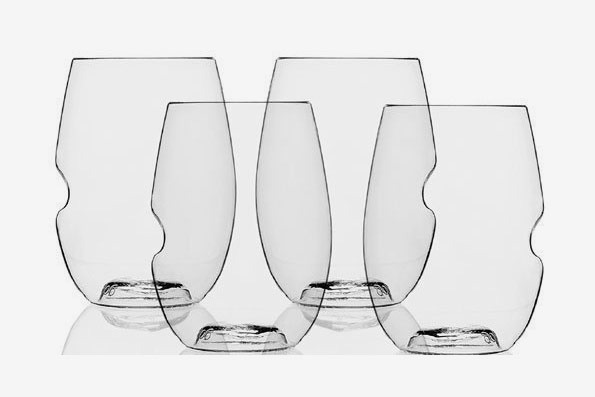 Govino Shatterproof Recyclable Wine Glasses
