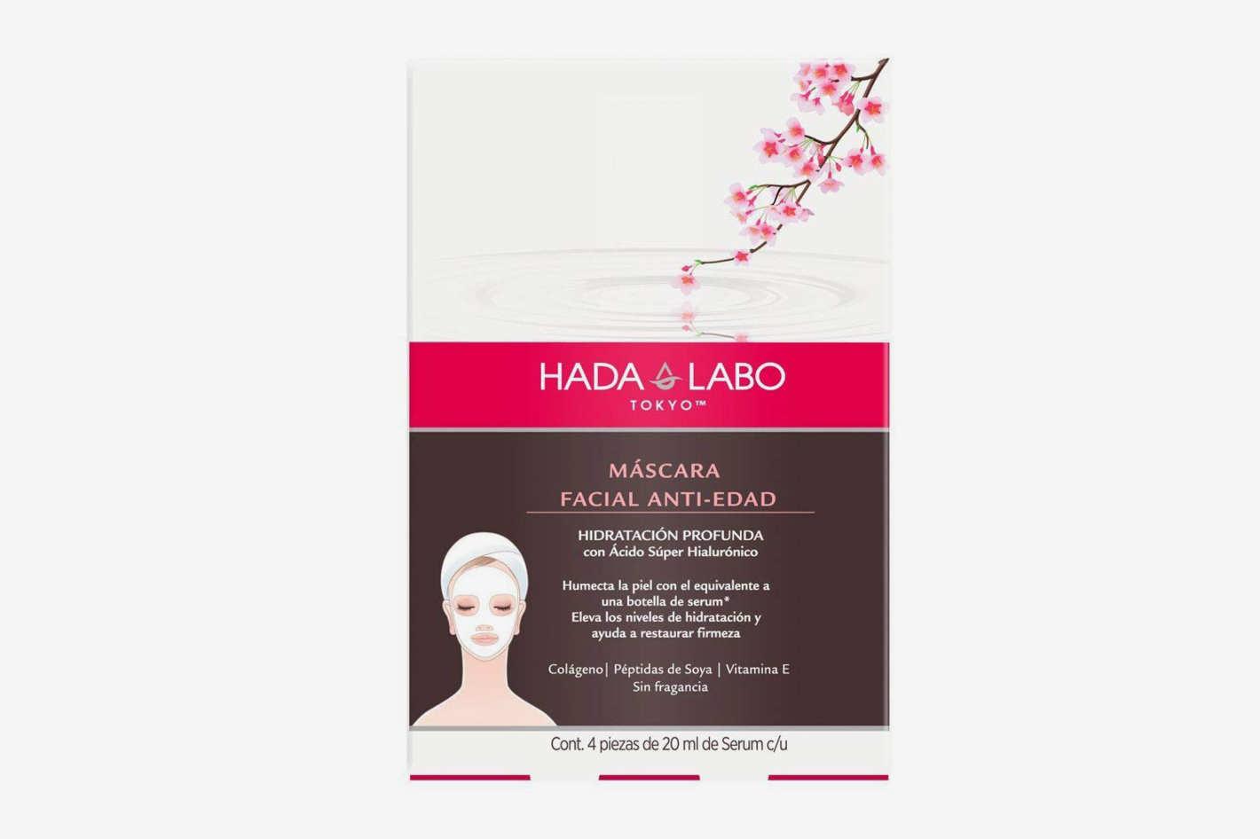 Hada Labo Tokyo Anti-Aging Facial Sheet Mask (4 Masks)