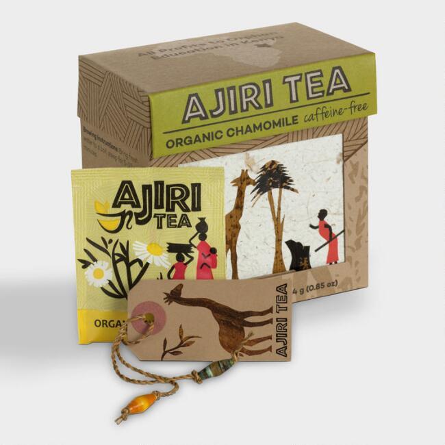 Ajiri Organic Kenyan Chamomile Tea 20 Count