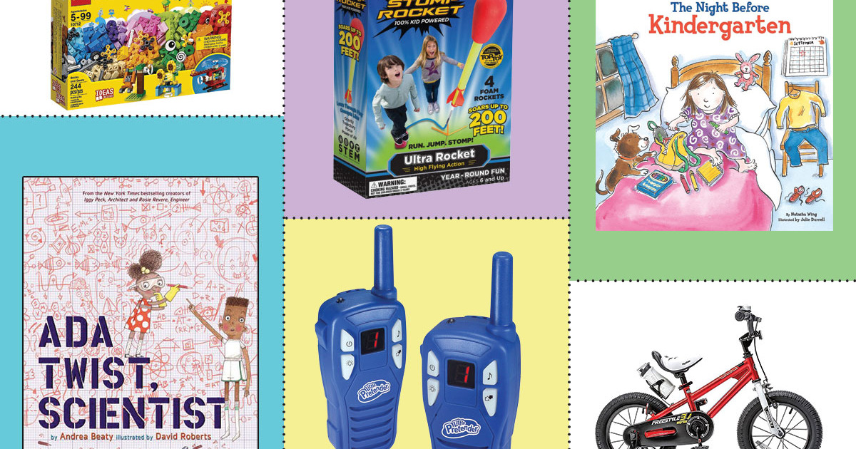 18 Best Gifts For 5 Year Olds 2018
