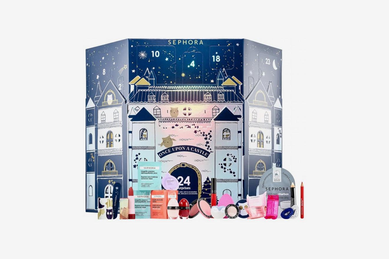 11 best beauty advent calendars 2018. Black Bedroom Furniture Sets. Home Design Ideas