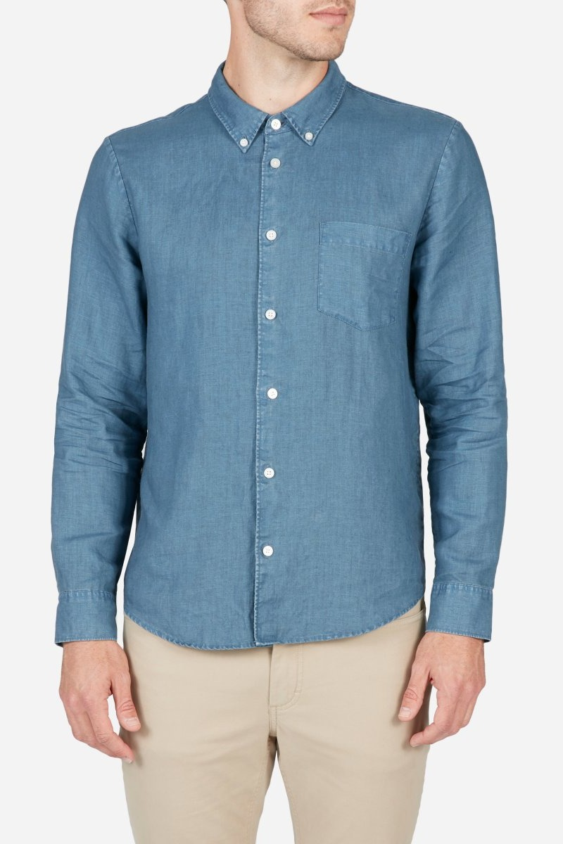 Everlane Linen Slim Fit Shirt