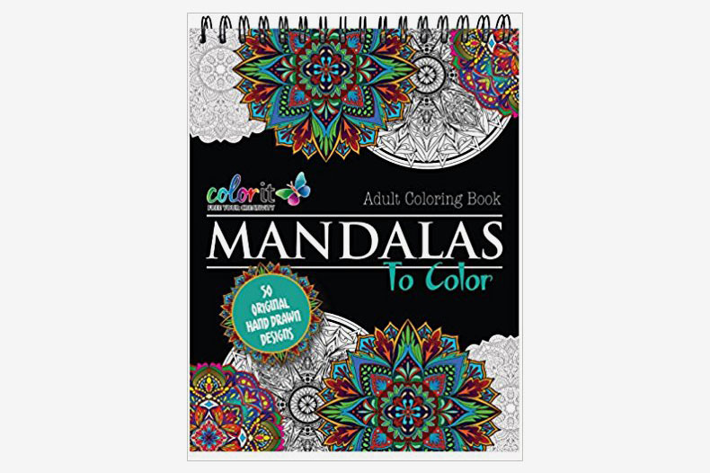 20 Best Adult Coloring Books 2018
