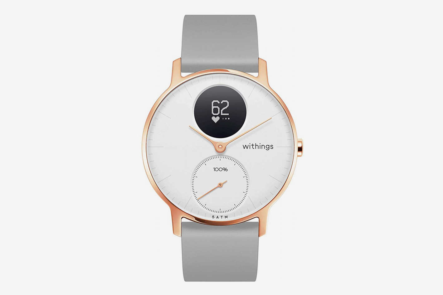 Withings / Nokia | Steel HR Hybrid Smartwatch