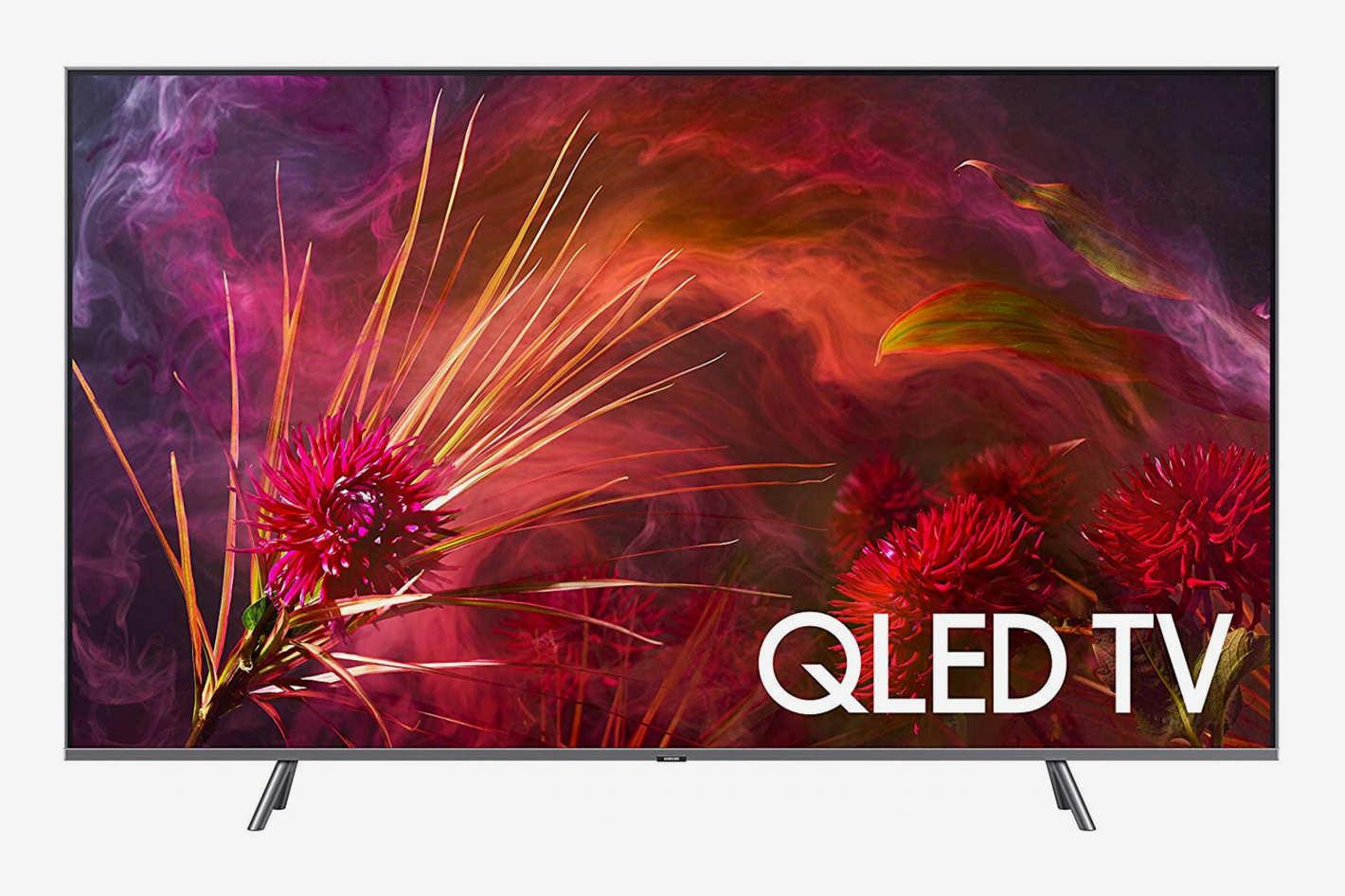 """Samsung QN55Q8F Flat 55"""" QLED 4K UHD 8 Series Smart TV"""