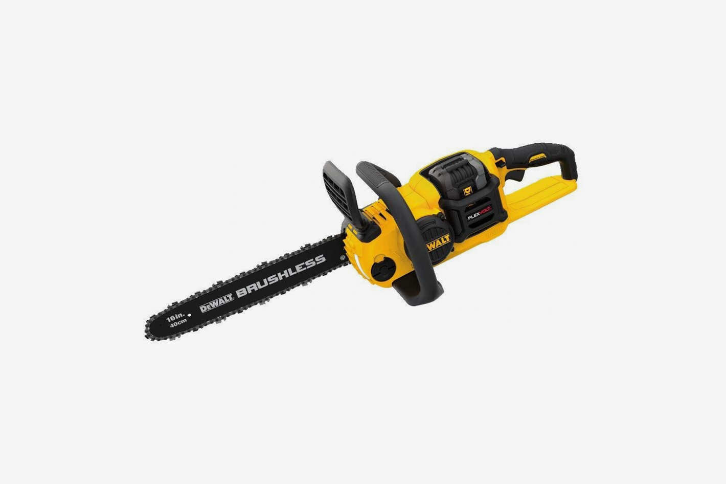 DeWalt DCCS670X1 60V MAX Lithium-Ion Brushless 16-Inch Cordless Chainsaw Kit