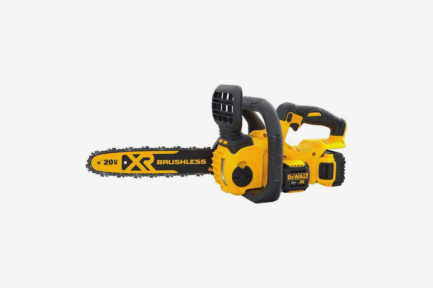DeWalt DCCS620P1 20V MAX Lithium-Ion XR Brushless Compact Cordless 12-Inch Chainsaw Kit