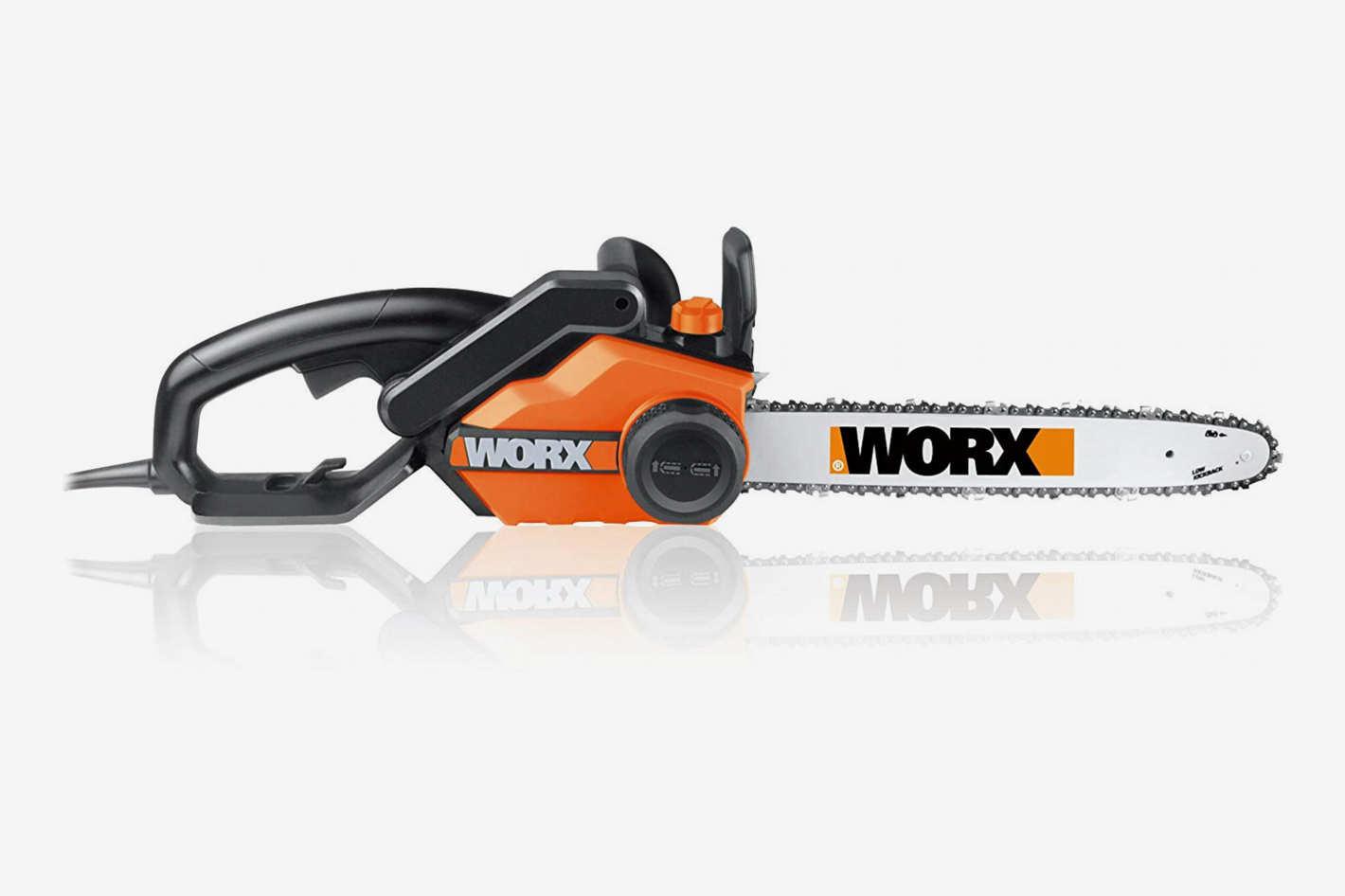 Worx WG304.1 18-Inch 4 15.0 Amp Chainsaw