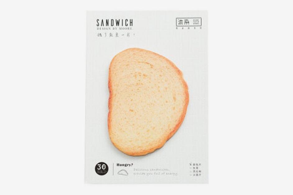 Bread Sticky Notes