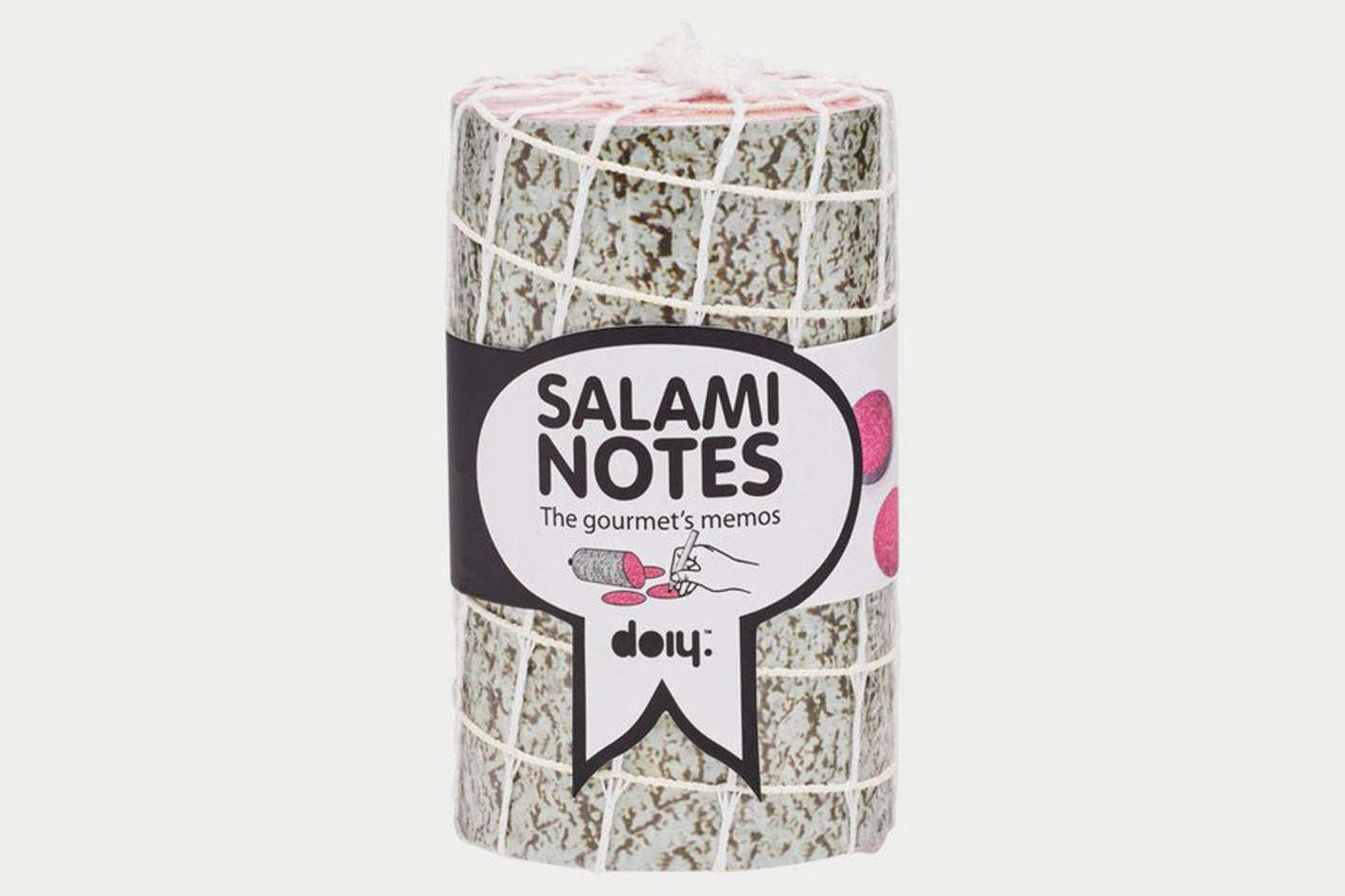 Doiy Salami Notes