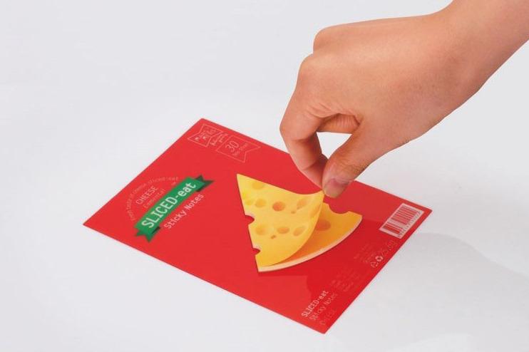 Cheese Notepads, Original