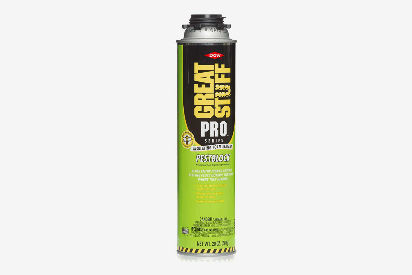 Great Stuff Pro Pestblock Insulating Foam Sealant