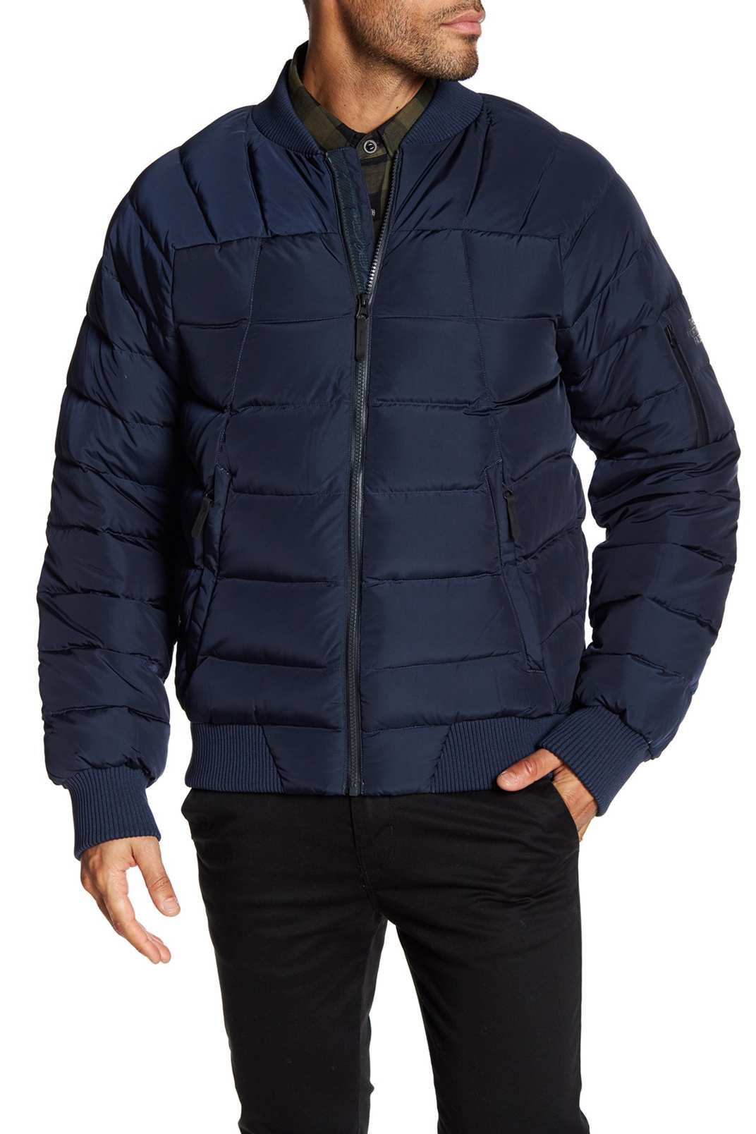 The North Face Kanatak Long Sleeve Bomber Jacket