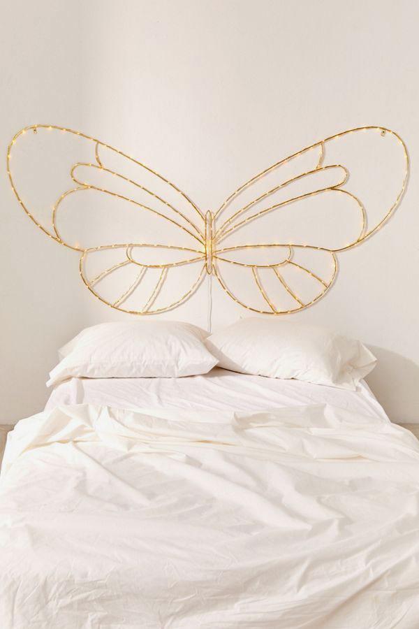 Butterfly Wings Light Sculpture