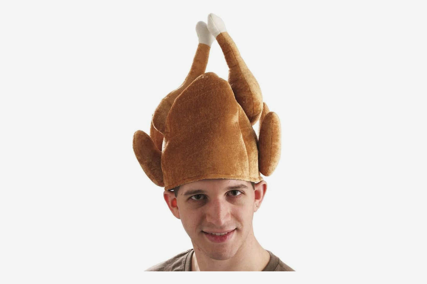 Forum Novelties Roasted Turkey Hat for Adults