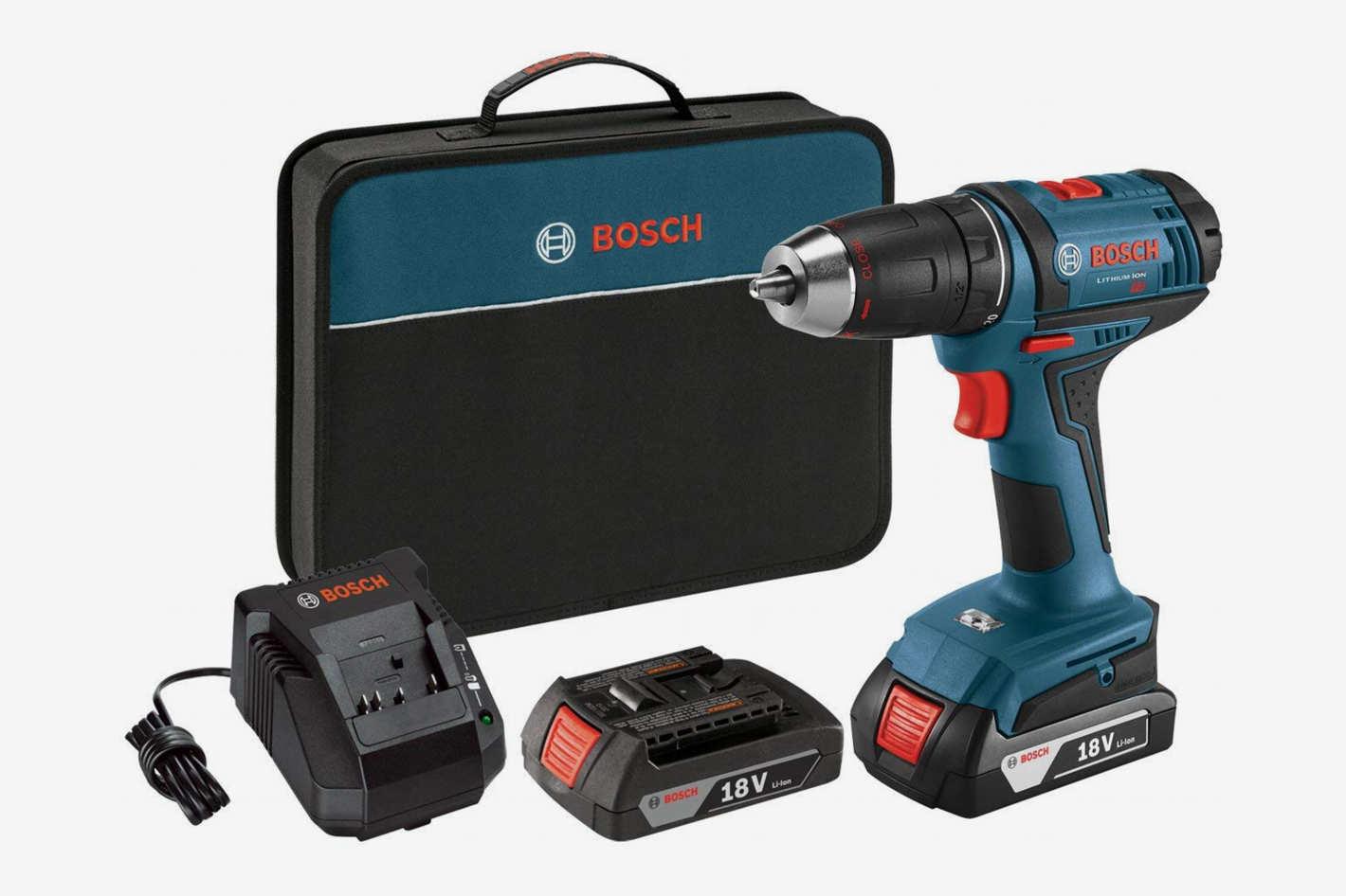 Bosch 18-Volt Compact Tough Drill/Driver Kit