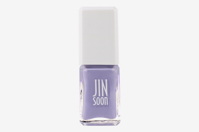 Jinsoon in Pastel Purple