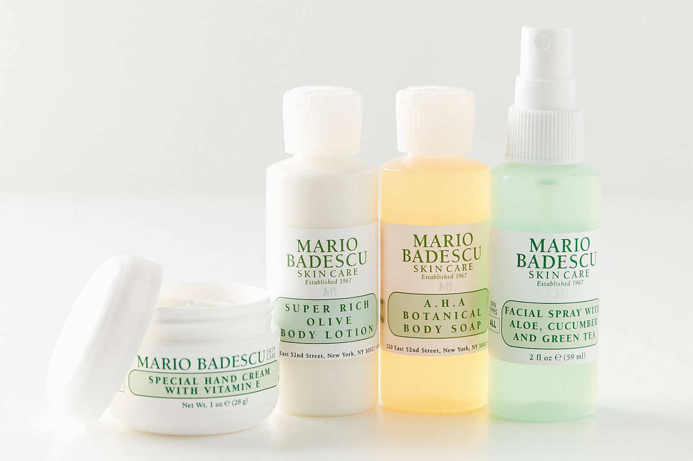 Mario Badescu UO Exclusive Face + Body Set