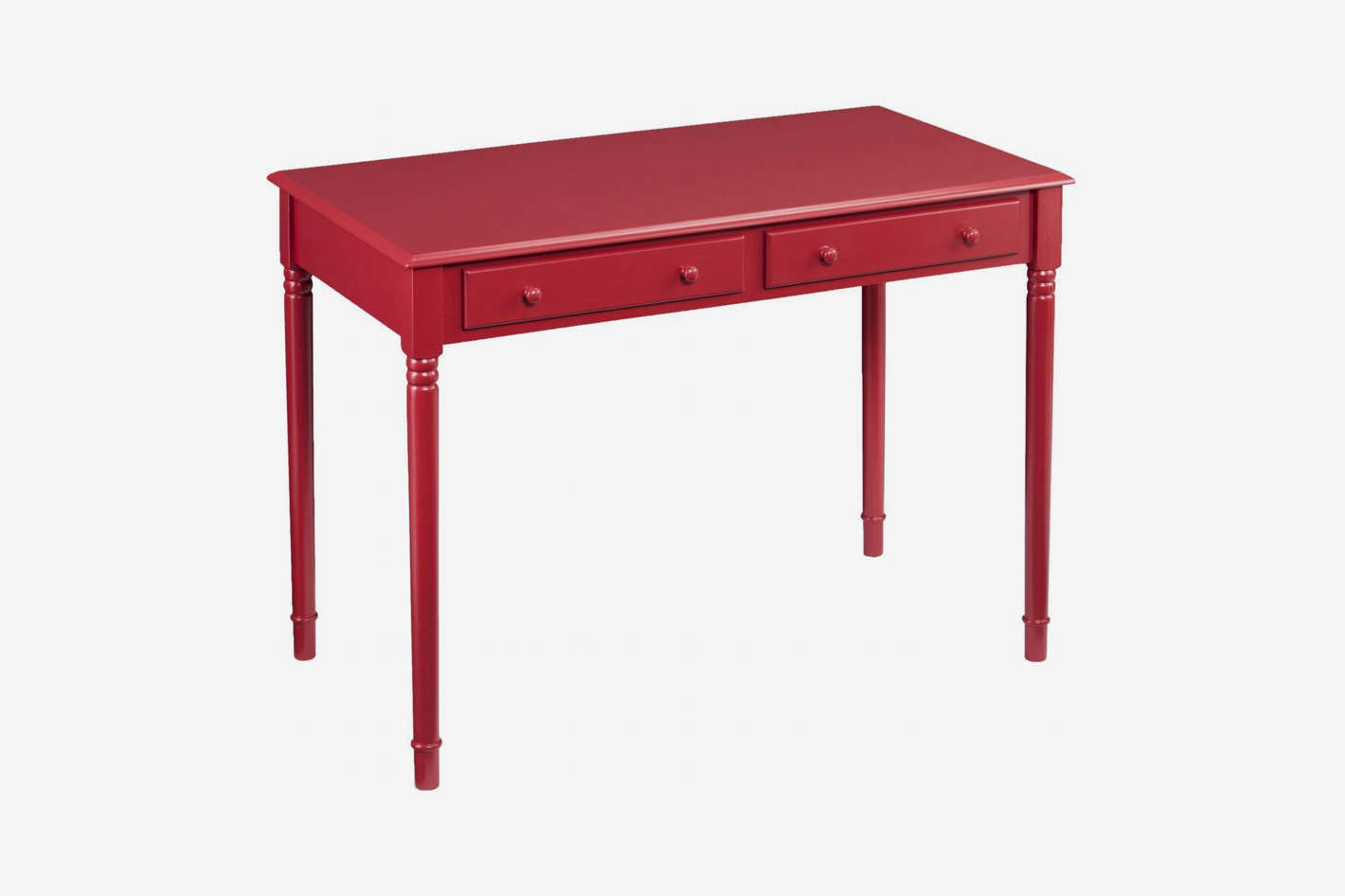Southern Enterprises Two-Drawer Writing Desk