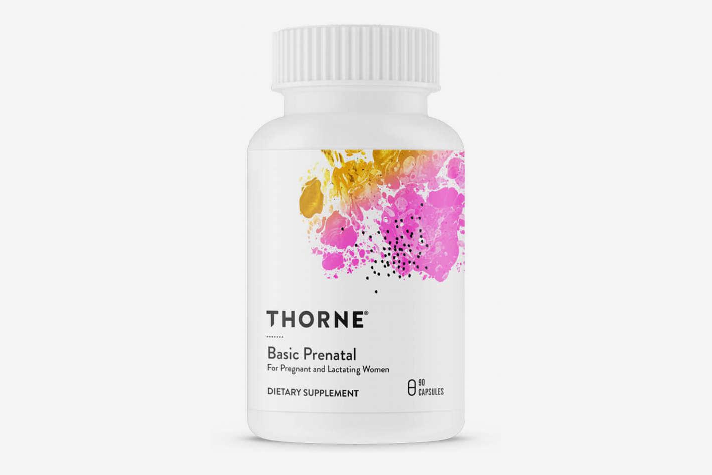Thorne Basic Prenatal Multi-Vitamin