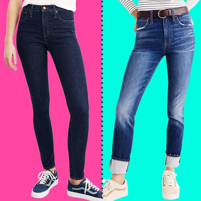cf96f71a342 Some Madewell Jeans Are Up to 45 Percent Off Right Now