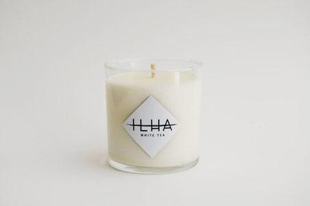 White Tea Soy Candle Tumbler