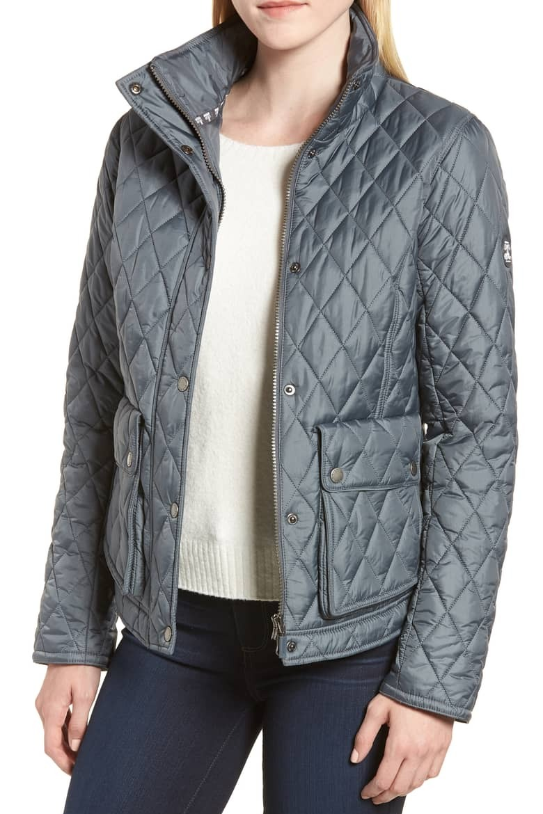 Fairway Quilted Jacket