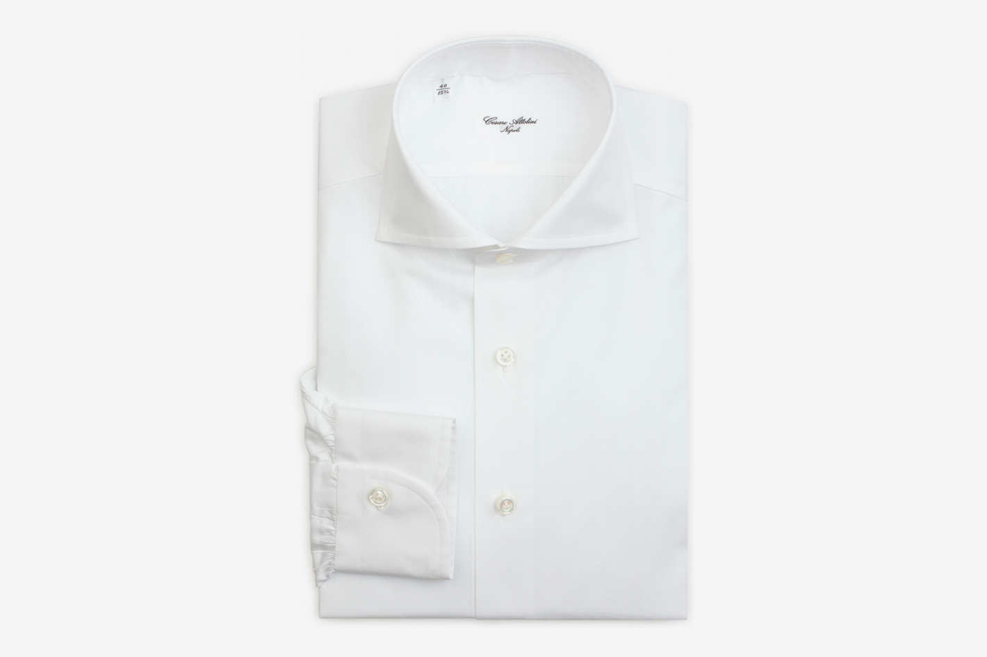 Cesare Attolini Cotton Shirt