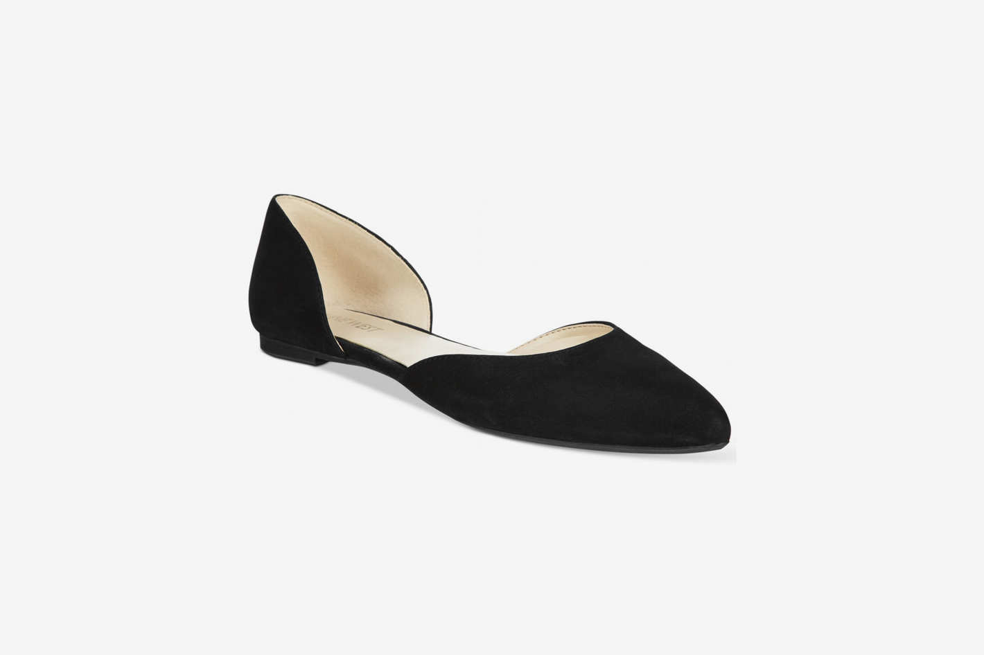 Nine West Starship Two-Piece Flats