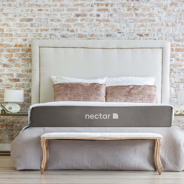 This Highly Rated Memory Foam Mattress Is 41 Percent Off