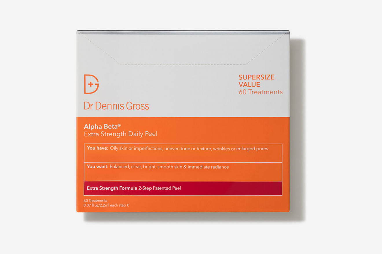 Dr. Dennis Gross Alpha Beta Extra Strength Daily Peel - Packettes (60 count)