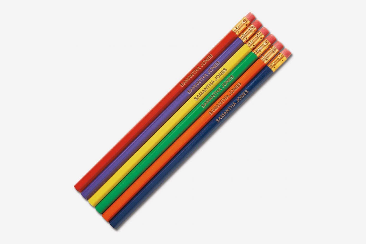Primary Personalized Pencils - Set of 12