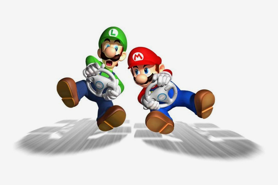 <em>Mario Kart</em> for Nintendo Wii