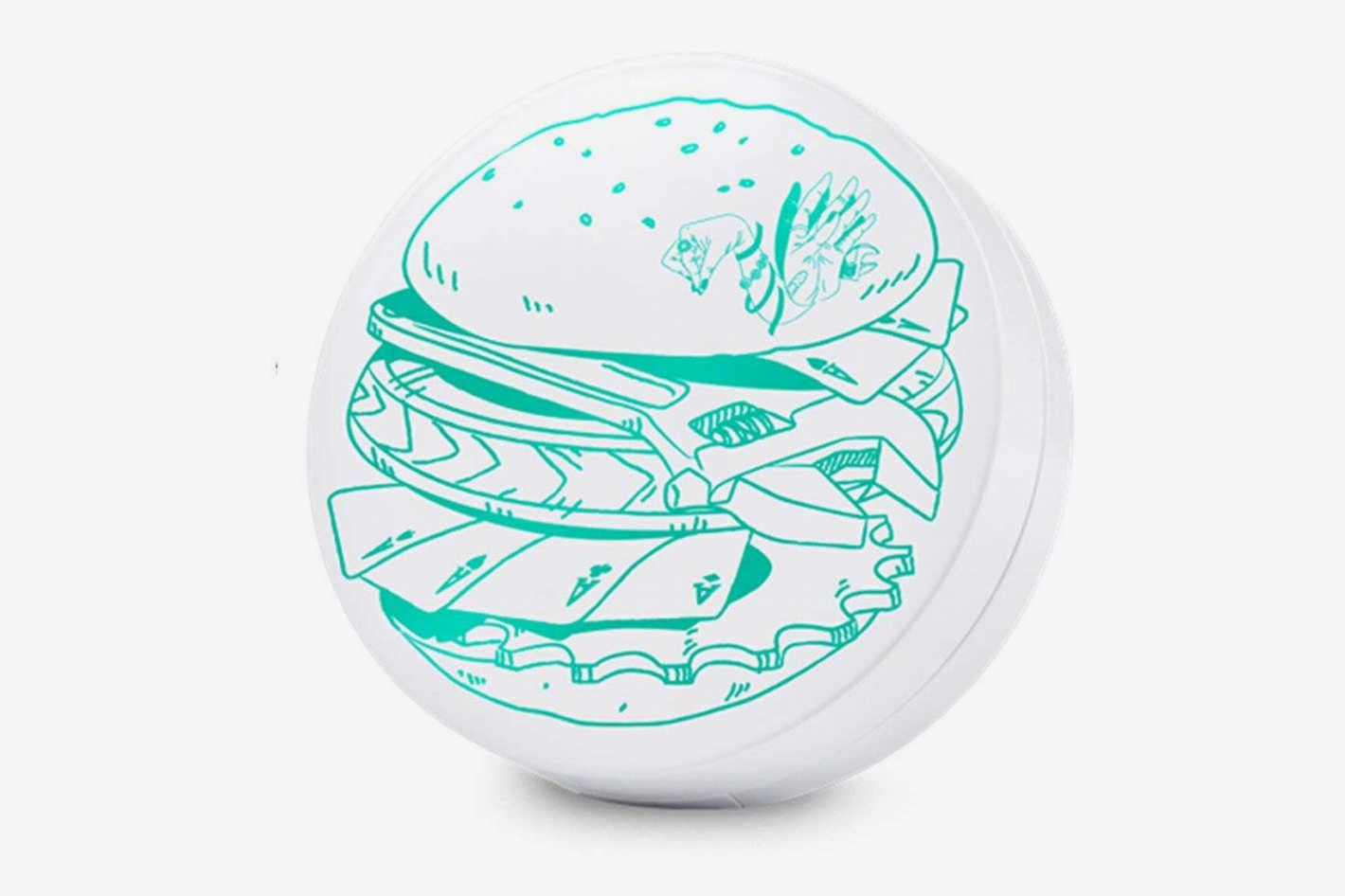 Swanicoco AC burger Cushion