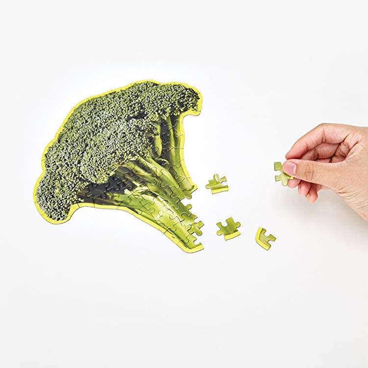 Areaware Little Puzzle Thing Broccoli