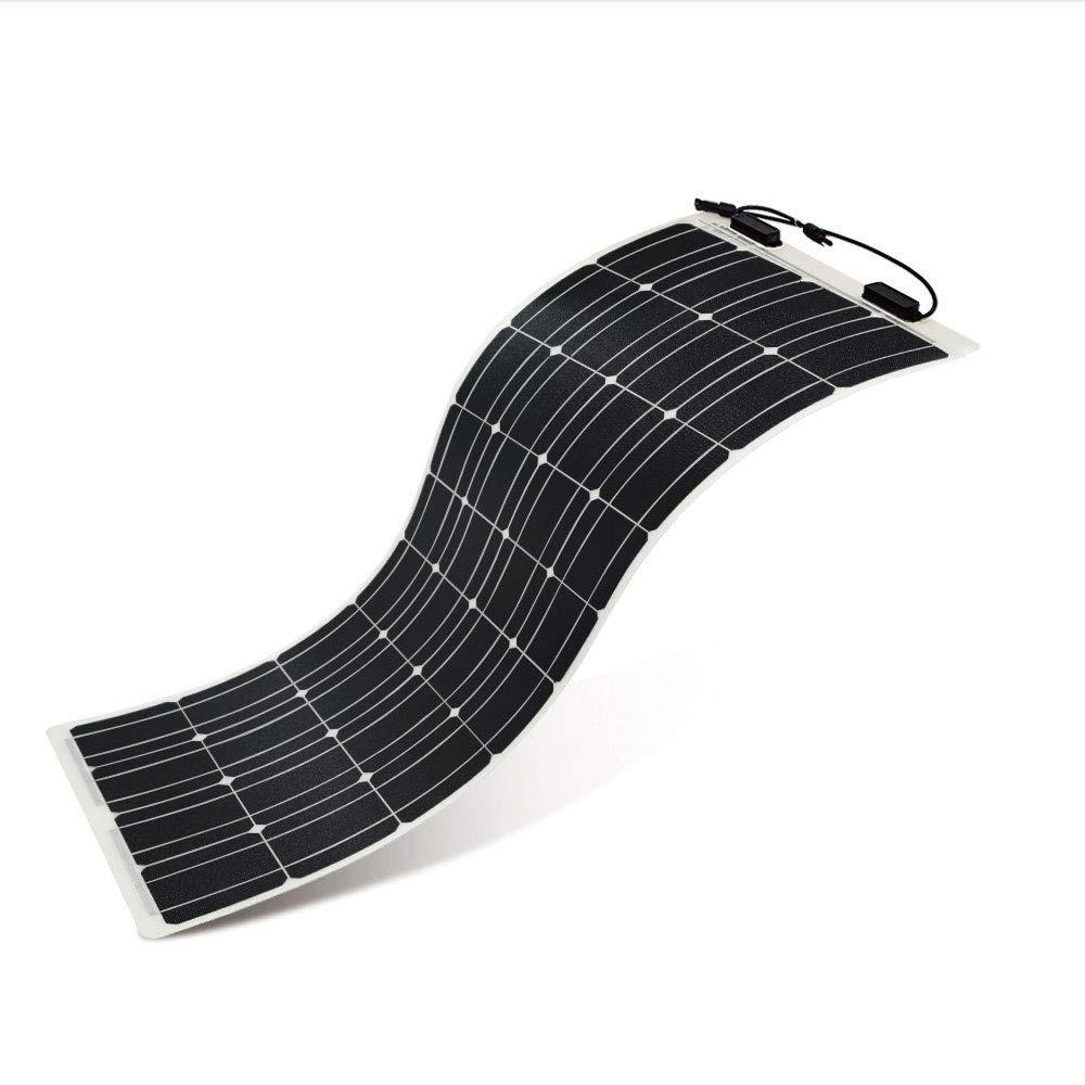 Renogy 100-Watt 12 Volt Extremely Flexible Monocrystalline Solar Panel