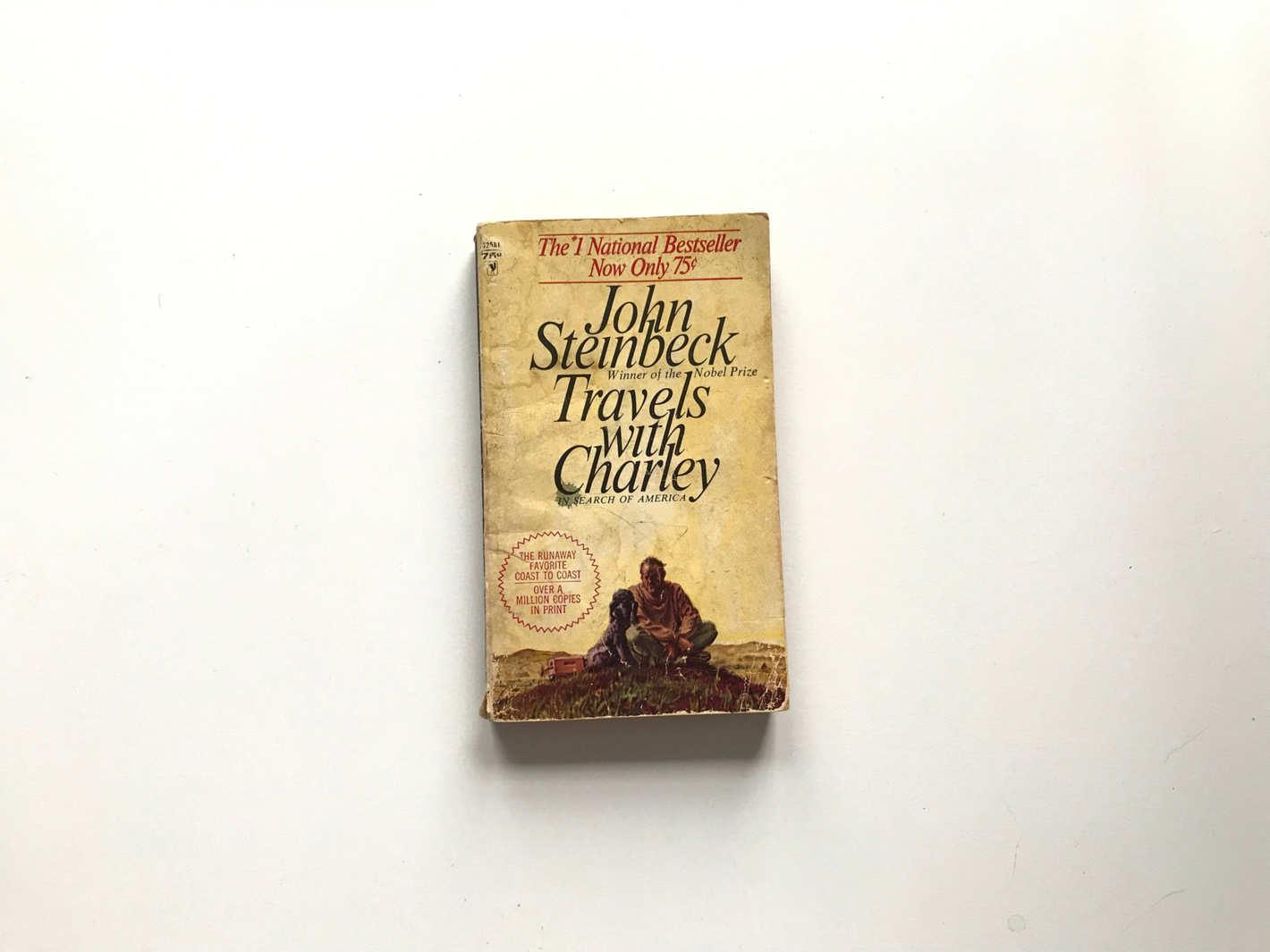 <em>Travels With Charley</em>, by John Steinbeck