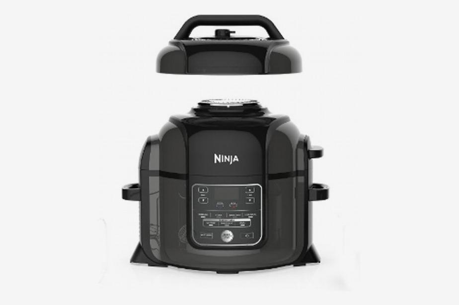 NinjaFoodi: The Pressure Cooker That Crisps