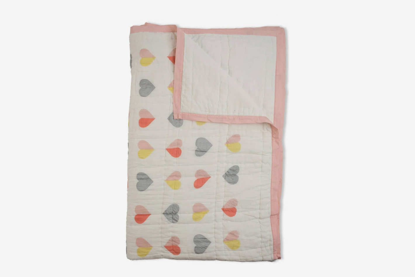 Lil' Pyar Hearts Quilt