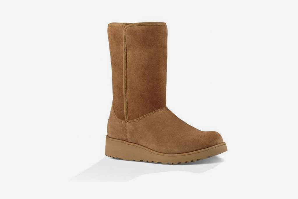 UGG Amie Classic Slim Water Resistant Short Boot