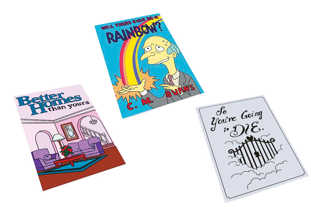 As–Seen–on–<em>The Simpsons</em> Books