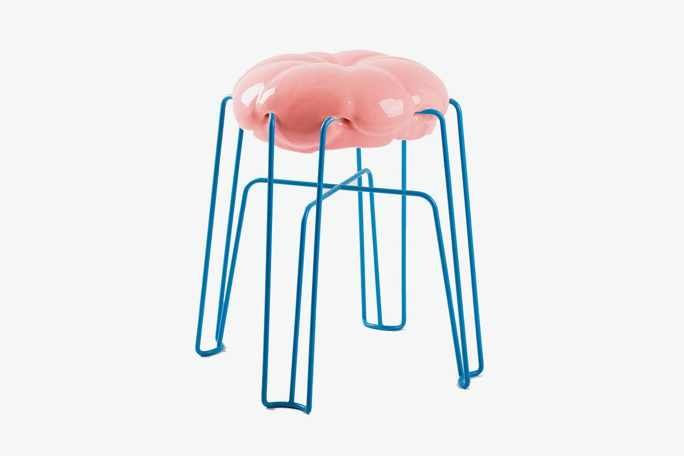 Marshmallow Stool