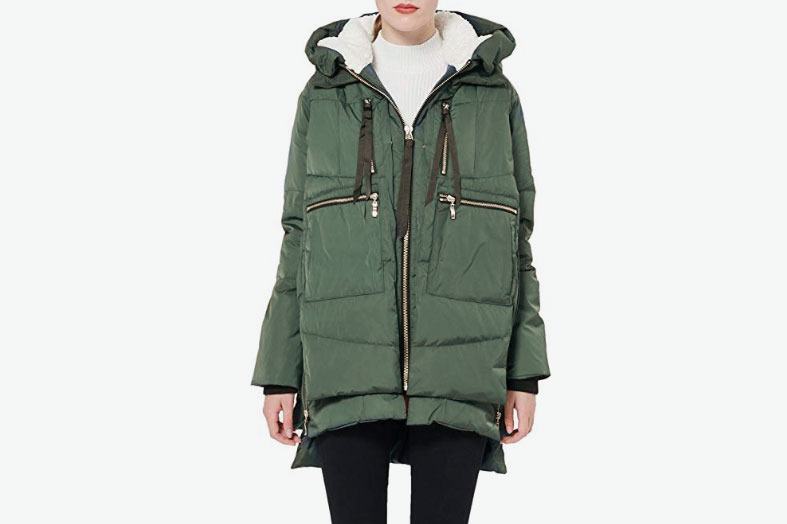 1. Orolay Women's Thickened Down Jacket (Last installment: Off last list)