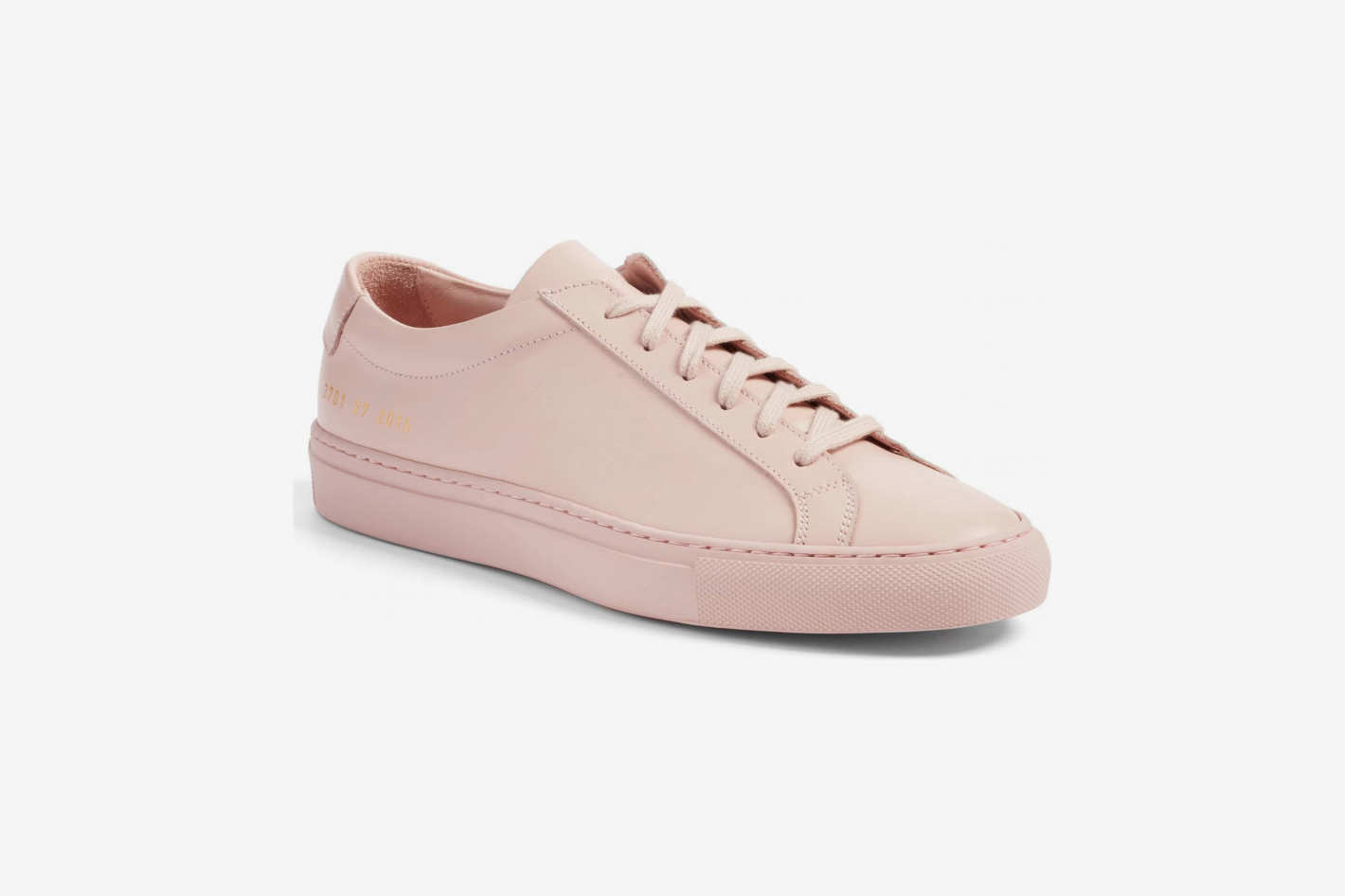 Common Projects Achilles Sneaker (Women), Blush Leather