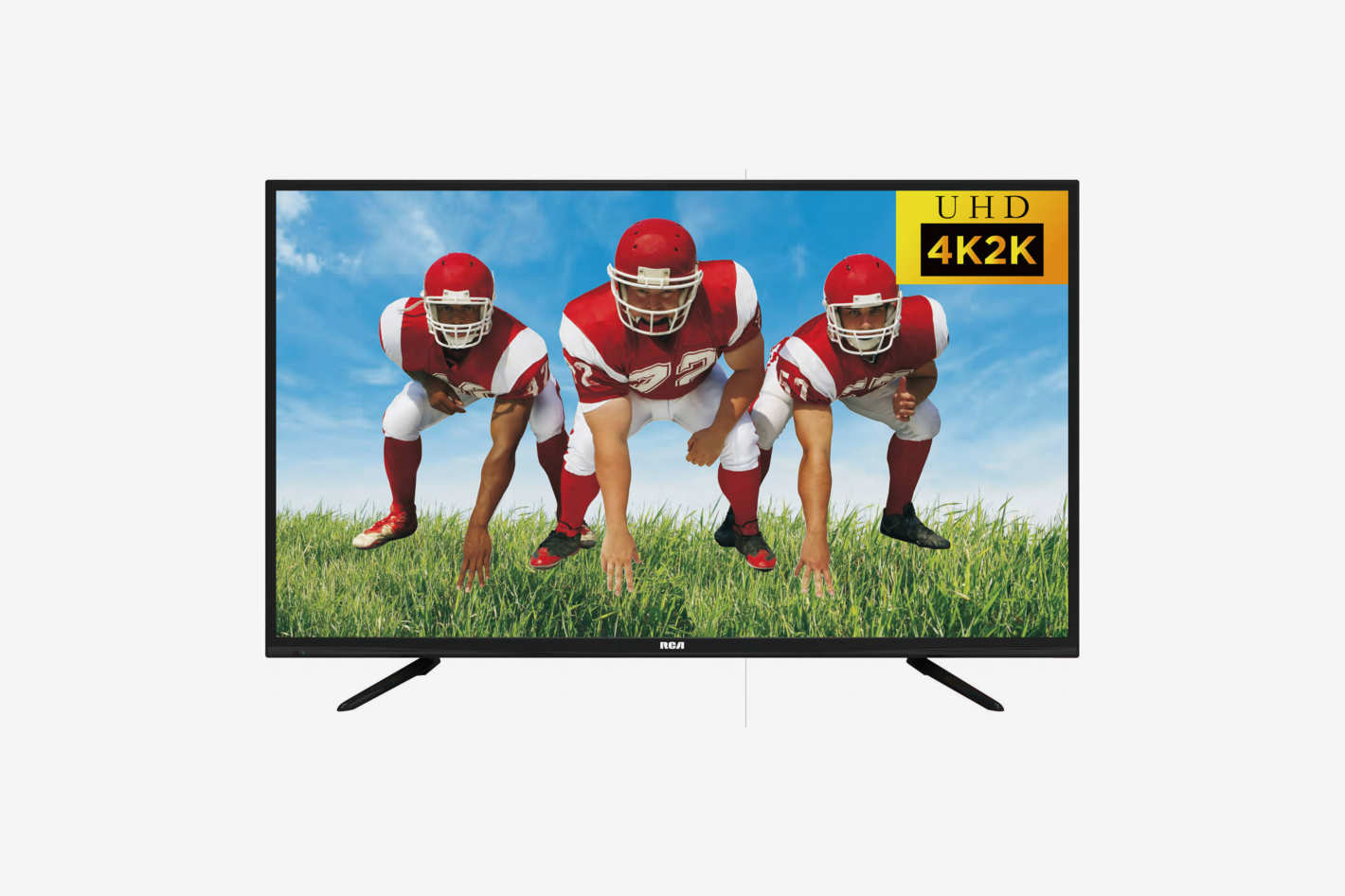 RCA 50-Inch Class 4K Ultra HD (2160P) LED TV (RLDED5098-UHD)
