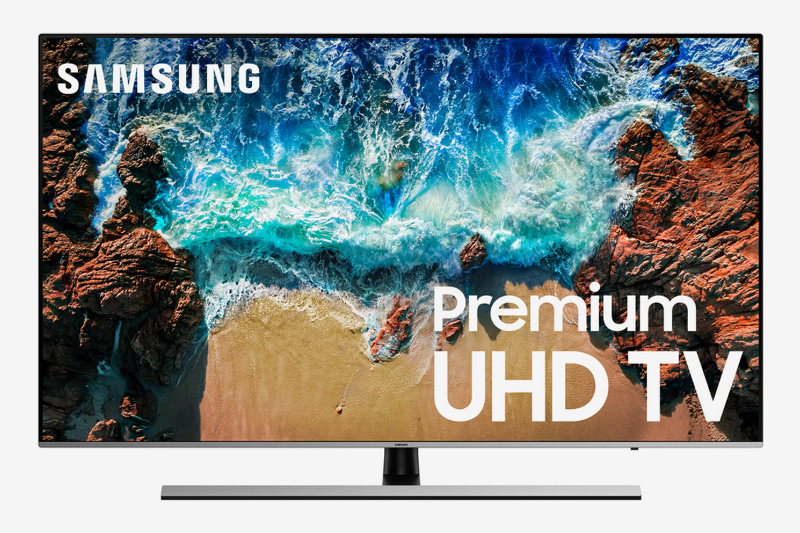 Samsung 65-Inch Class 4K (2160P) Ultra HD Smart LED TV UN65NU8000FXZA (2018 model)